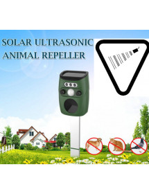 Neues Design Solar Animal...