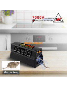Electric rodent trap...